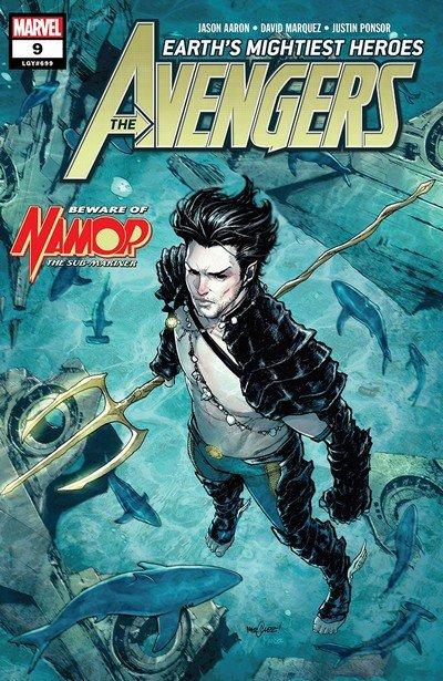 Avengers #9 (2018)