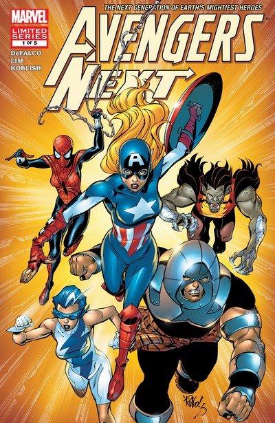 Avengers Next #1 – 5 (2006)