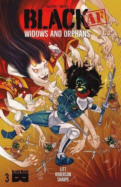 BLACK [AF] – Widows and Orphans #3 (2018)