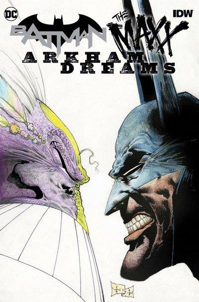 Batman – The Maxx – Arkham Dreams #1 (2018)