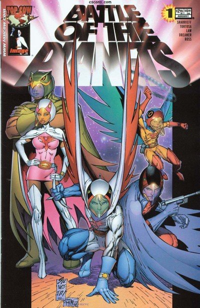 Battle of the Planets (Collection) (1979-2005)