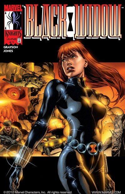 Black Widow Vol. 1 #1 – 3 (1999)