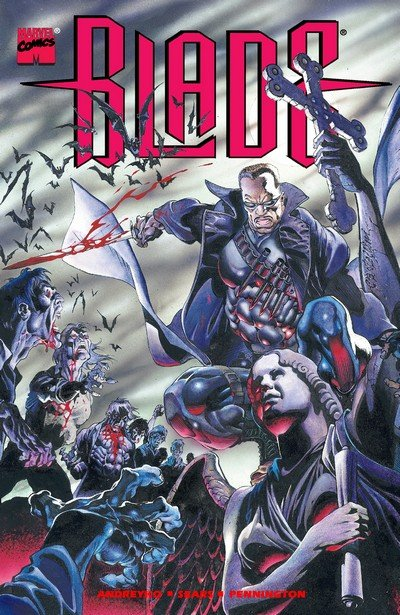 Blade – Sins of the Father #1 (1998) (One-Shot)