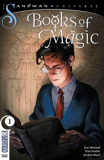 Books Of Magic #1 (2018)