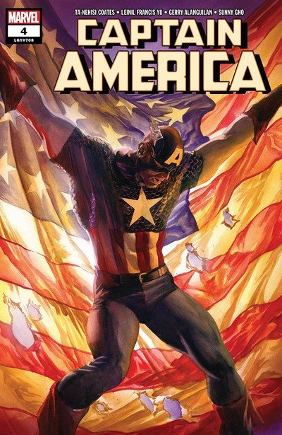Captain America #4 (2018)