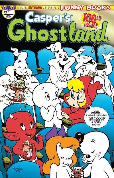 Casper's Ghostland #100 (2018)