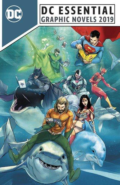 DC Essential Graphic Novels 2019 (2018)