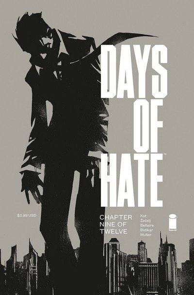 Days Of Hate #9 (2018)