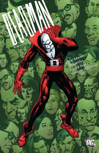 Deadman Book 1 – 5 (2011-2014)