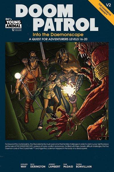 Doom Patrol #12 (2018)