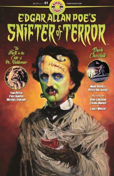 Edgar Allan Poe's Snifter Of Terror #1 (2018)