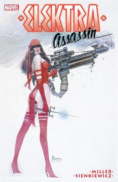 Elektra – Assassin (TPB) (2012)