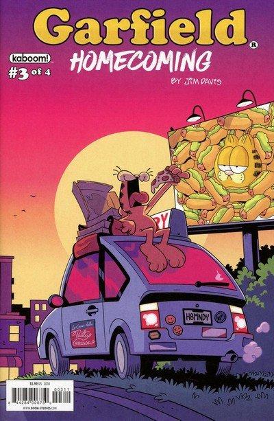 Garfield – Homecoming #3 (2018)