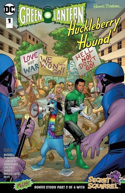 Green Lantern – Huckleberry Hound Special #1 (2018)