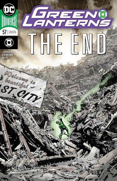 Green Lanterns #57 (2018)