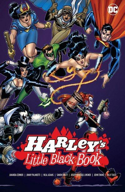 Harley's Little Black Book (TPB) (2017)