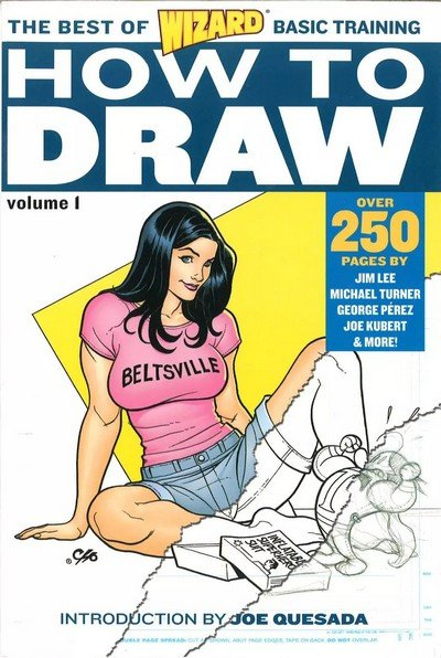 How To Draw – The Best of Basic Training Vol. 1 + 3 – 6 (2005-2007)