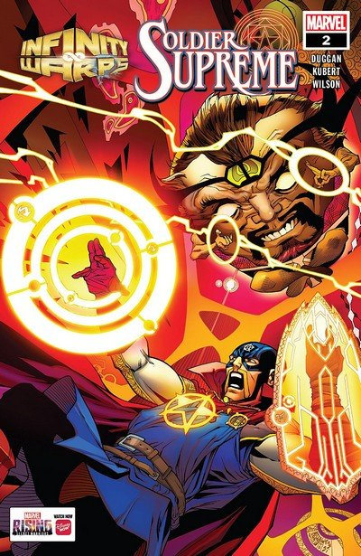 Infinity Wars – Soldier Supreme #2 (2018)