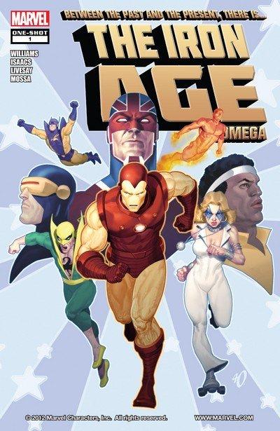 Iron Age – Omega #1 (2011)