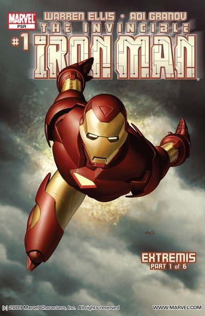 Iron Man Vol. 4 #1 – 35 + TPBs (2005-2009)