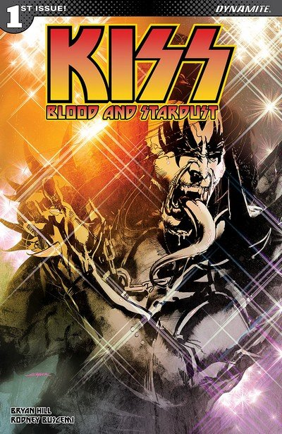 KISS – Blood and Stardust #1 (2018)