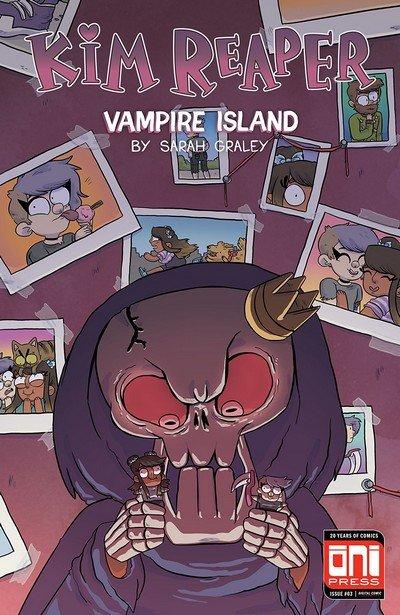 Kim Reaper – Vampire Island #3 (2018)