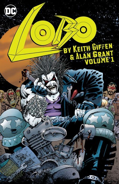 Lobo by Keith Giffen & Alan Grant Vol. 1 (TPB) (2018)
