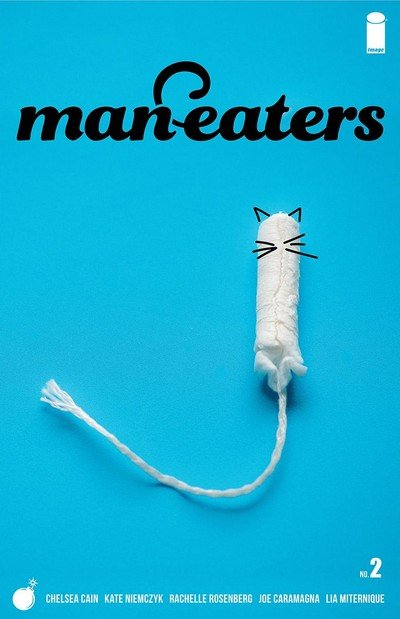 Man-Eaters #2 (2018)
