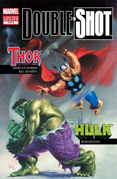 Marvel Double Shot #1 – 4 (2003)