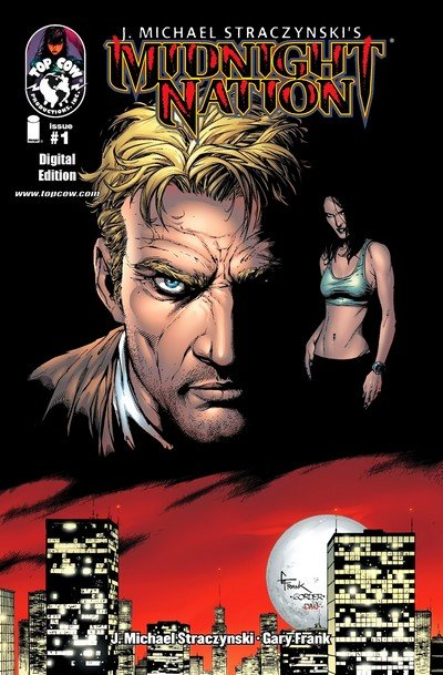 Midnight Nation – Complete Collection TPB (2010)