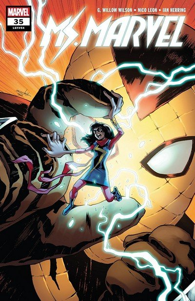 Ms. Marvel #35 (2018)