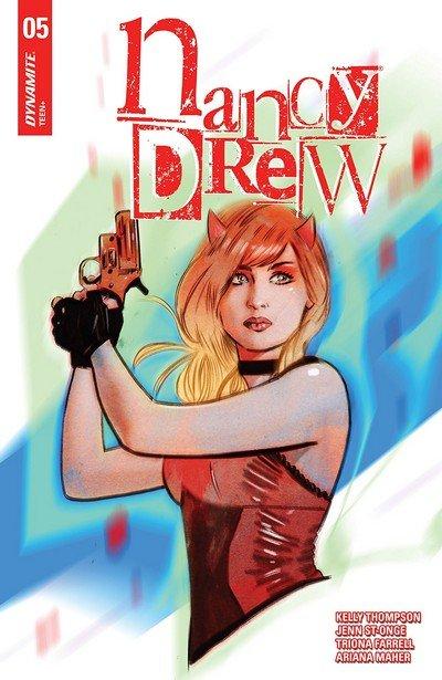 Nancy Drew #5 (2018)