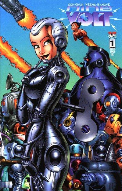 Nine Volt #1 – 4 (1997)