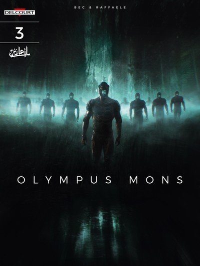 Olympus Mons Vol. 3 – Hangar 754 (2018)