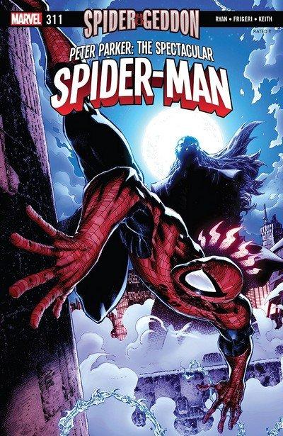 Peter Parker – The Spectacular Spider-Man #311 (2018)