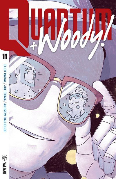 Quantum And Woody #11 (2018)