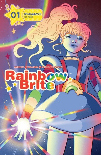 Rainbow Brite #1 (2018)