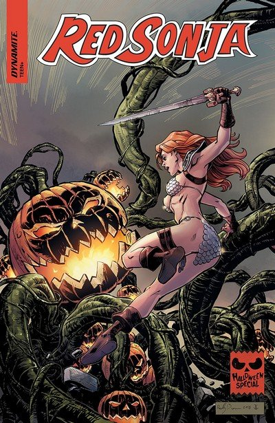 Red Sonja – Halloween Special #1 (2018) (One Shot)