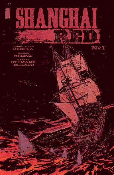 Shanghai Red #1 – 5 (2018)
