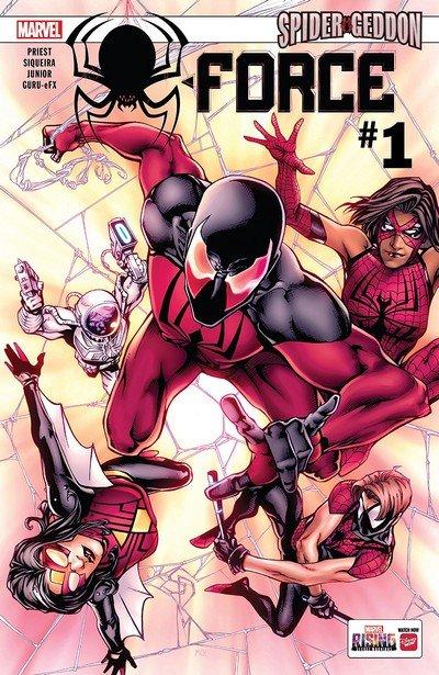 Spider-Force #1 (2018)