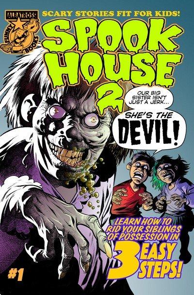 Spook House 2 #1 – 4 (2018)