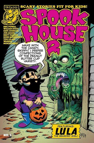 Spook House 2 #2 (2018)