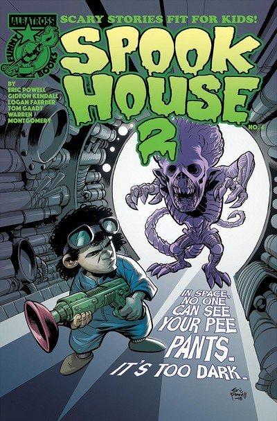 Spook House 2 #4 (2018)