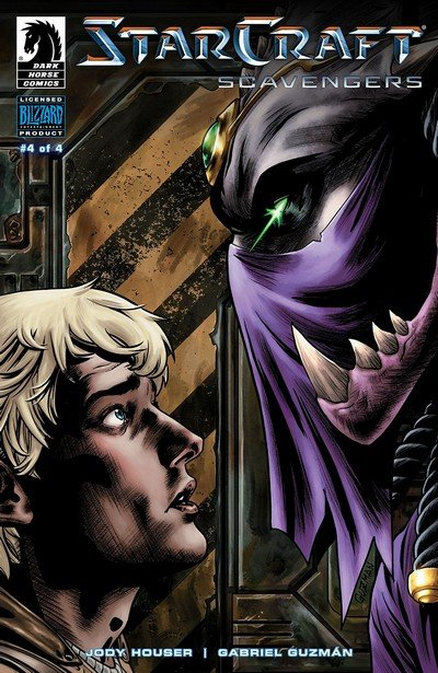 StarCraft – Scavengers #4 (2018)