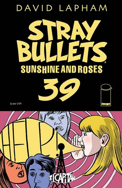 Stray Bullets – Sunshine And Roses #39 (2018)