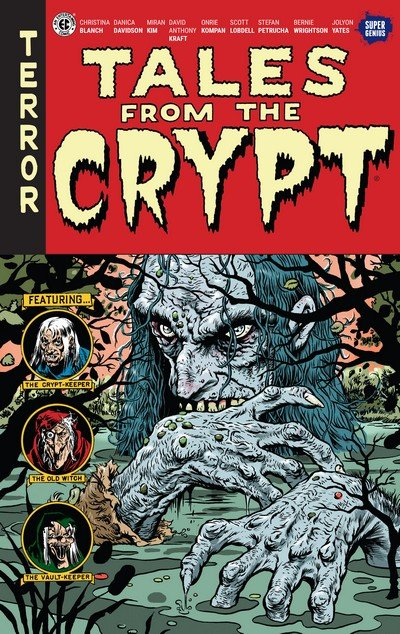 Tales From The Crypt Vol. 1 – The Stalking Dead (2017)