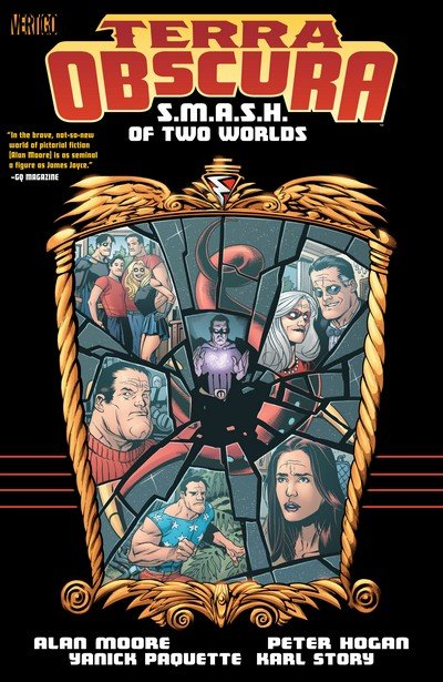 Terra Obscura – S.M.A.S.H. of Two Worlds (TPB) (2014)