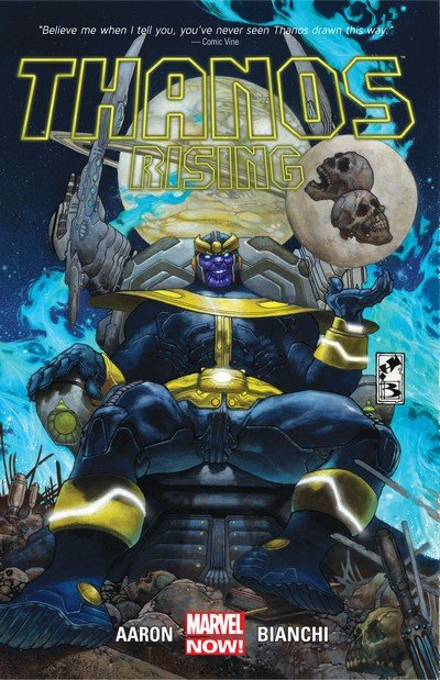 Thanos Rising (TPB) (2013)