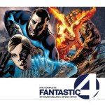 The Complete Fantastic Four by Mark Millar and Bryan Hitch (2010)