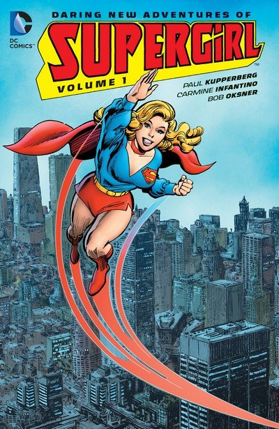 The Daring New Adventures of Supergirl Vol. 1 (TPB) (2016)